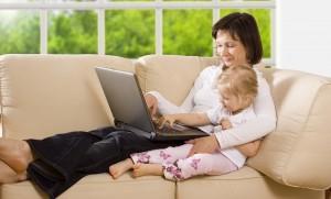 Работа для девушки сидя дома фото