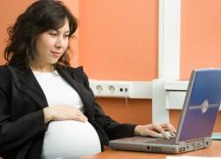 Как заработать беременной женщине дома?