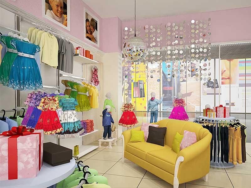 Дизайн детской одежды