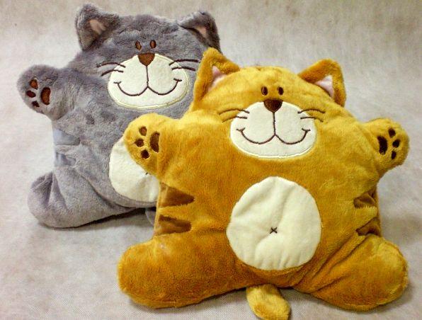 Плюшевые коты