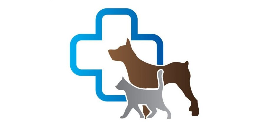 Аптека для животных логотип