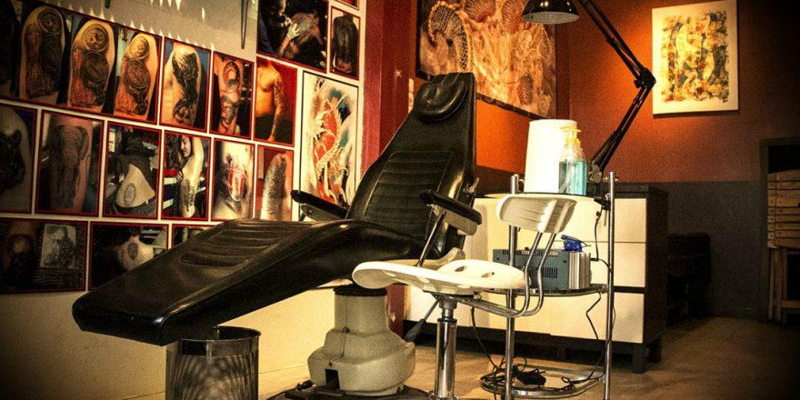 Бизнес на татуировках фото