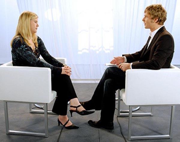 Беседа с начальством