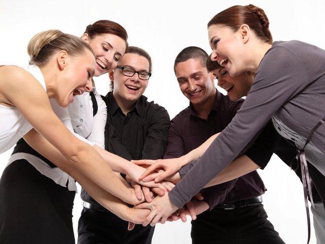 Работа командой