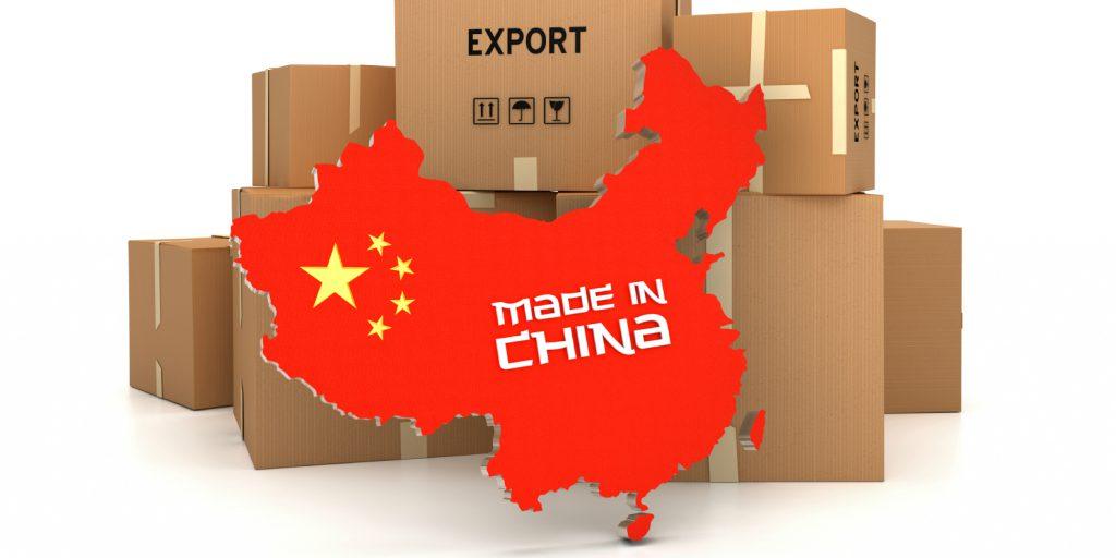 С Китая оптом