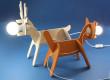 Интересная и необычная бизнес идея – продажа светильников в виде животных