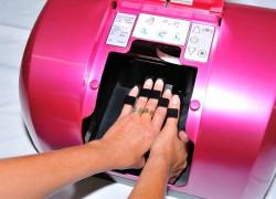 Печать на ногтях с принтером для маникюра?! Зарабатывайте на хайпе!