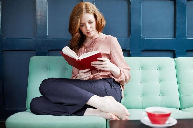читать в постели