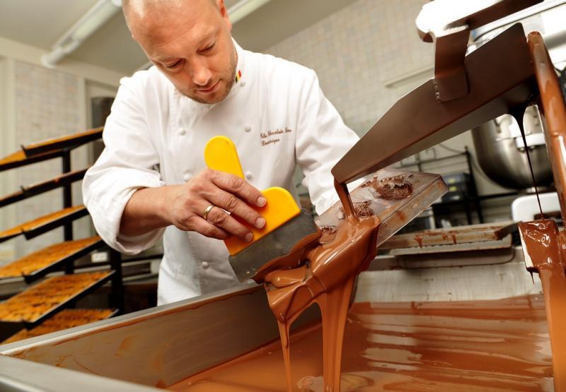 Бизнес: шоколад ручной работы