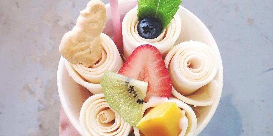 Тайское мороженое