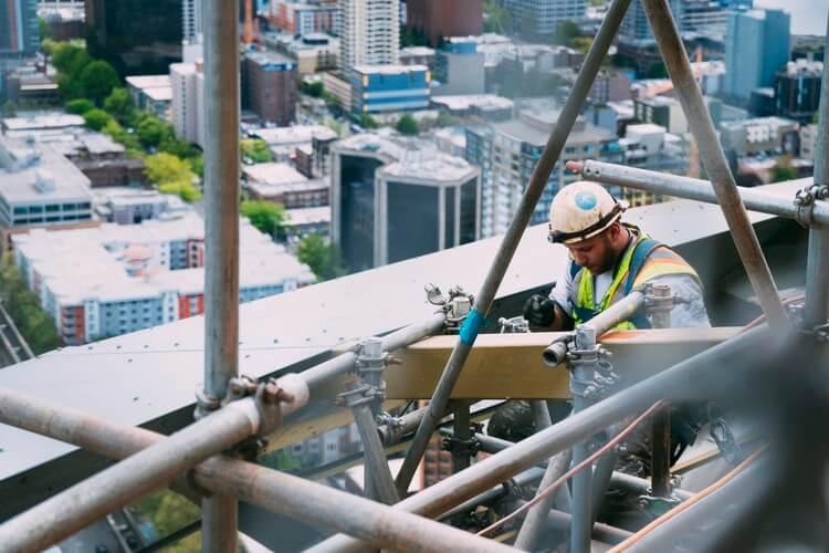 Создаем строительную фирму с нуля