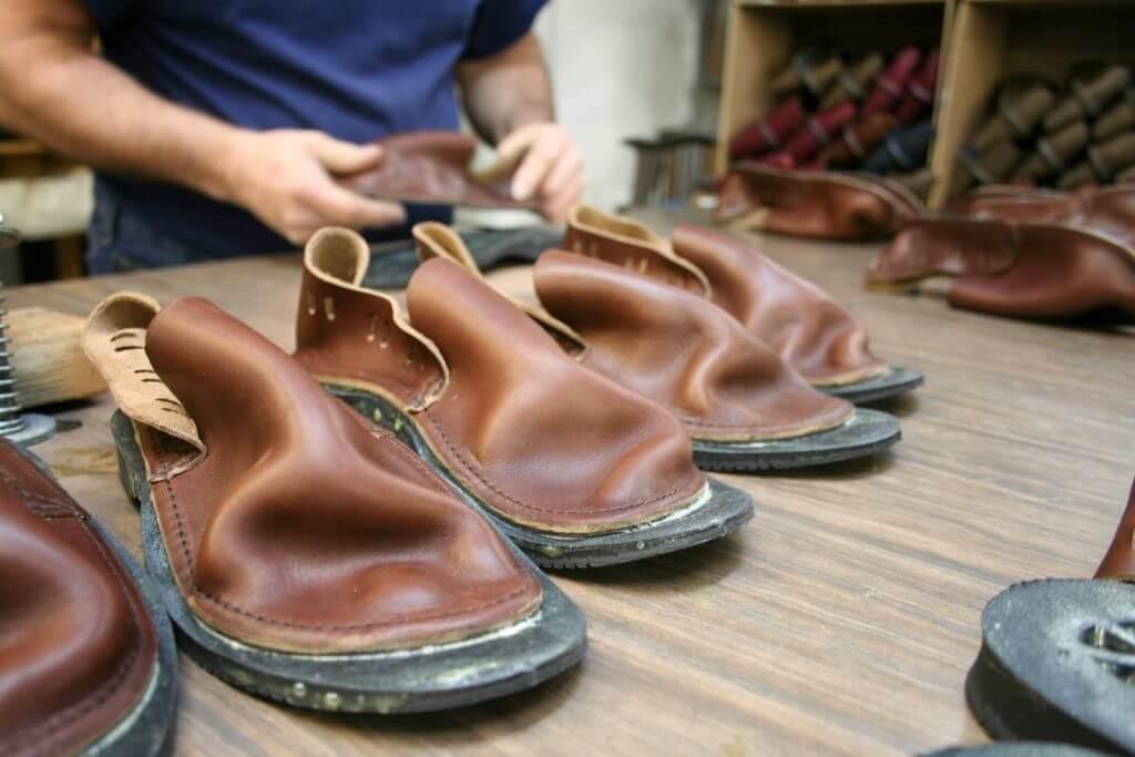 Технология производства обуви